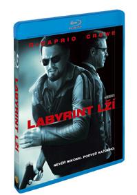 Labyrint lží Blu-ray