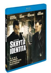 Skrytá identita Blu-ray