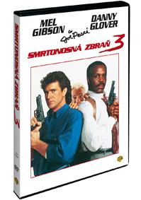 Smrtonosná zbraň 3 (dab.) DVD