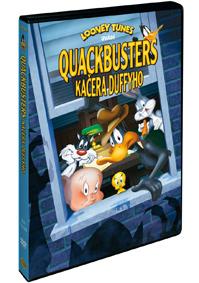 Quackbusters kačera Daffyho DVD