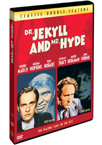 Dr.Jekyll a pan Hyde 1932 &1941 DVD