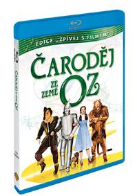 "Čaroděj ze země Oz: Edice ""Zpívej s filmem"" Blu-ray"