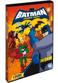 Batman: Odvážný hrdina 2. DVD