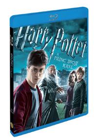 Harry Potter a princ dvojí krve 2Blu-ray