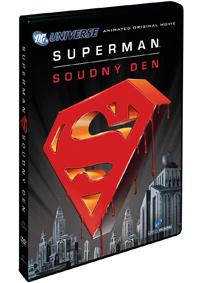 Superman: Soudný den (dab.) DVD