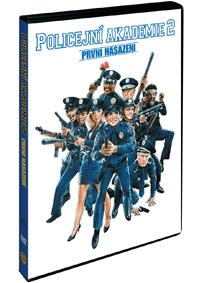 Policejní akademie 2: První nasazení DVD