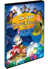 Tom a Jerry: Sherlock Holmes DVD
