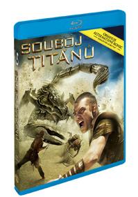 Souboj Titánů Blu-ray (2010)