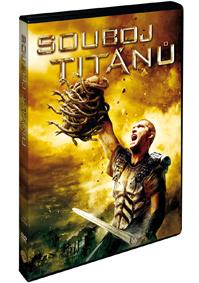 Souboj Titánů (2010) DVD