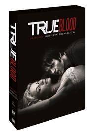 True Blood - Pravá krev 2. série 5DVD