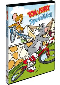 Tom a Jerry: Spolužáci DVD