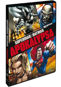 Superman/Batman-Apokalypsa DVD