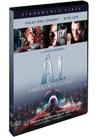 A.I. Umělá inteligence DVD