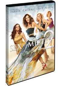 Sex ve městě 2. DVD
