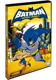 Batman: Odvážný hrdina 6. DVD