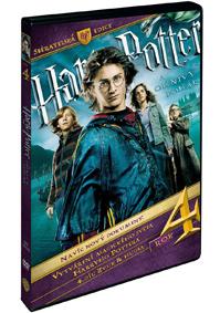 Harry Potter a ohnivý pohár S.E. 3DVD