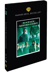 Matrix Revolutions - Warner Bestsellers DVD