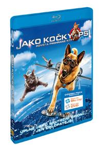 Jako kočky a psi: Pomsta prohnané Kitty Blu-ray+DVD (Combo pack)