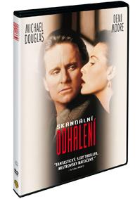Skandální odhalení (dab.) DVD