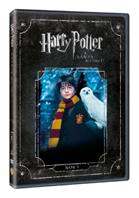 Harry Potter a kámen mudrců DVD