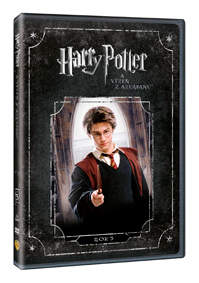 Harry Potter a vězeň z Azbakanu DVD