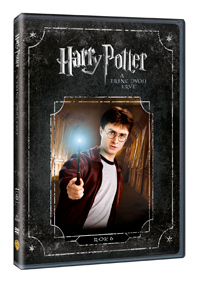 Harry Potter a princ dvojí krve DVD