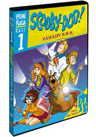 Scooby Doo: Záhady s.r.o. 1.část DVD