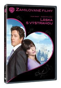 Láska s výstrahou - Edice zamilované filmy DVD