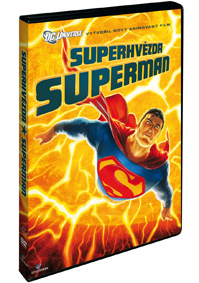 Superhvězda Superman DVD