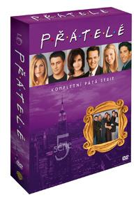 Přátelé 5. série DVD