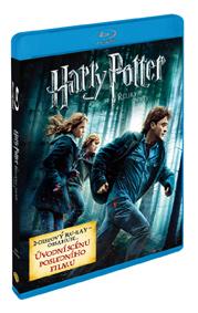 Harry Potter a Relikvie smrti - část 1. 2Blu-ray