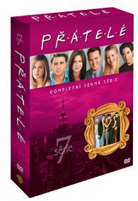 Přátelé 7. série DVD