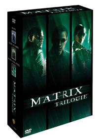Trilogie Matrix 3DVD