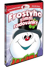 Frostyho zimní radovánky DVD