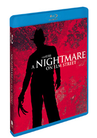 Noční můra v Elm Street Blu-ray (1984)