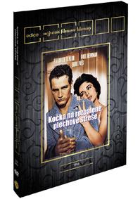 Kočka na rozpálené plechové střeše - Edice Filmové klenoty DVD