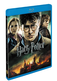 Harry Potter a Relikvie smrti - část 2. 2Blu-ray