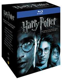 Harry Potter kolekce roky 1-7b. 11Blu-ray