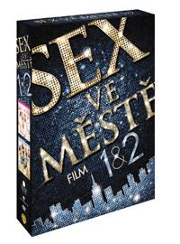 Kolekce Sex ve městě 2DVD
