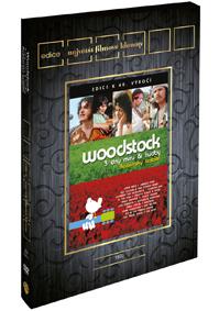 Woodstock - Edice Filmové klenoty DVD