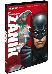 Liga spravedlivých: Zánik DVD