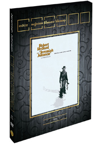 Jeremiah Johnson - Edice Filmové klenoty DVD