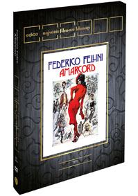 Amarcord - Edice Filmové klenoty DVD