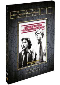 Všichni prezidentovi muži - Edice Filmové klenoty DVD
