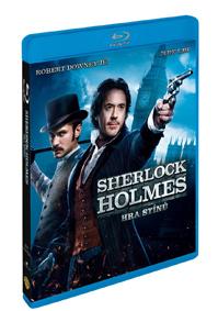 Sherlock Holmes: Hra stínů Blu-ray