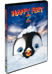 Happy Feet 2. DVD