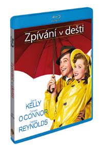 Zpívání v dešti UCE Blu-ray