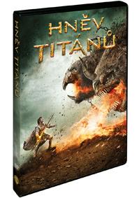 Hněv Titánů DVD