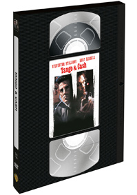 Tango a Cash (dab.) - Retro edice DVD