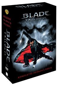 Blade Trilogie 3DVD